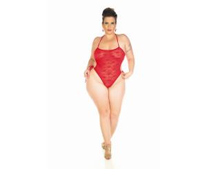 body- vermelho- plus- size-Só Grande