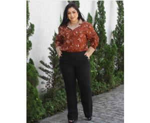Camisa Plus Size Giovanna ( Mab18)