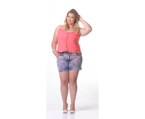 SHORTS PLUS SIZE MARILETI (4180)
