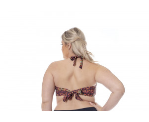 TOP PLUS SIZE COM BOJO MODA PRIA ( 202MP)