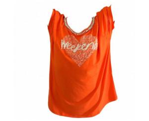 Camiseta Plus Size Pedraria ( SAB02)
